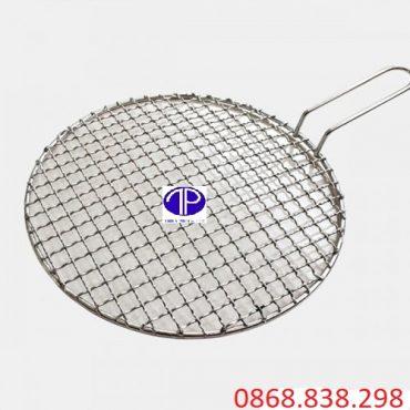 Vỉ lưới inox bếp nướng than hoa hay dùng nhất