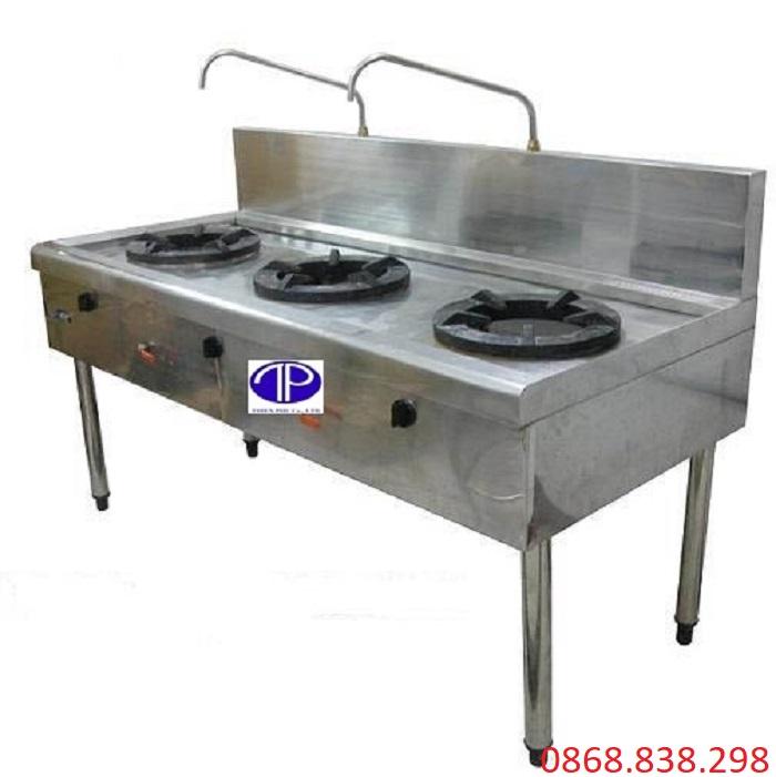 Bếp xào ba công nghiệp