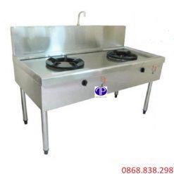 Bếp xào đôi công nghiệp