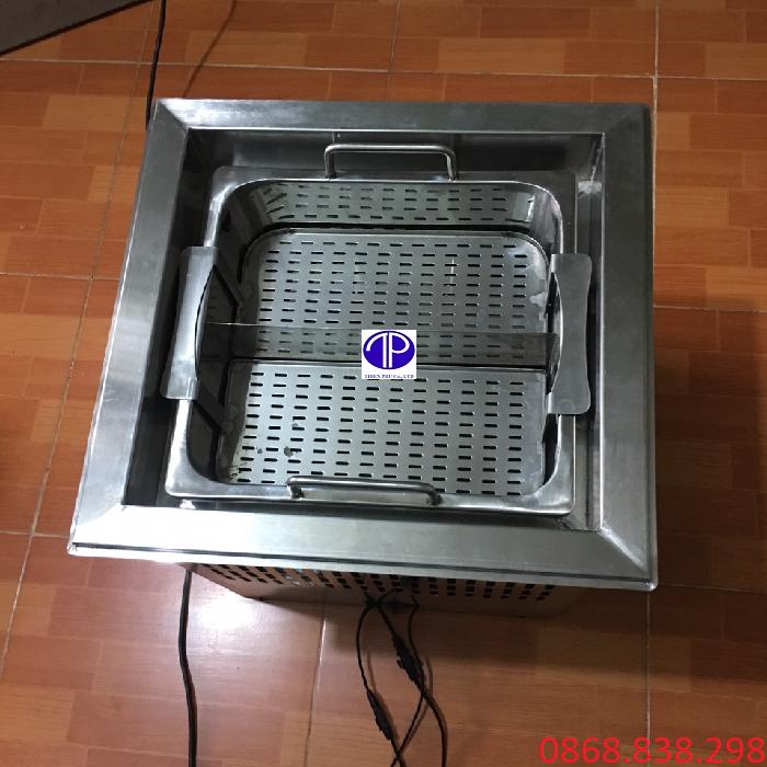Bếp lẩu thang máy dành cho nhà hàng