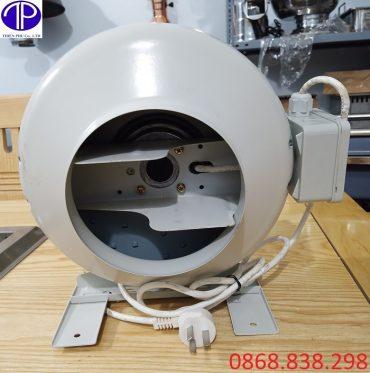 Cung cấp quạt nối ống thông gió