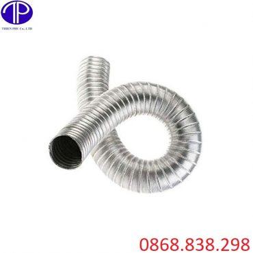 Ống nhôm nhún - ống nhôm bán cứng