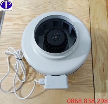 Quạt nối ống thông gió giá rẻ tại Hà Nội