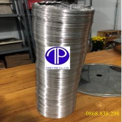 Cung cấp ống nhôm nhún d150 giá rẻ