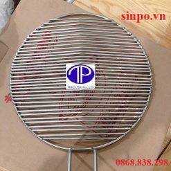 Bán vỉ nướng inox thanh ngang giá rẻ chính hãng tại Hà Nội