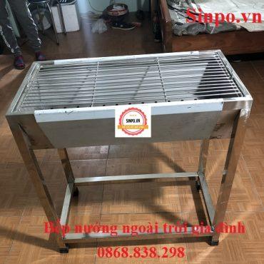 giá bếp nướng ngoài trời gia đình tại Hà Nội, Hải Phòng và Đà Nẵng