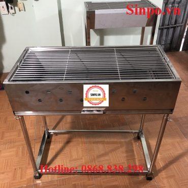 Giá bán bếp nướng than hoa ngoài trời ở Hà Nội, Hải Phòng, Thái nguyên, Bắc Ninh