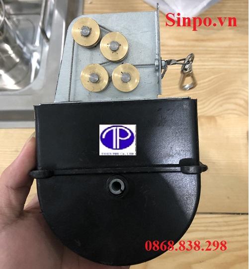 Giá bán hộp dây cáp bi bằng đồng dùng trong ống hút khói bếp nướng