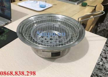 Ứng dụng của bếp nướng than hoa âm bàn giá rẻ tại Hải Phòng