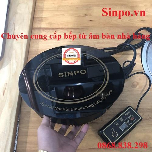 Bếp từ lẩu âm bàn tròn SP288 Giá rẻ tại Hà Nội