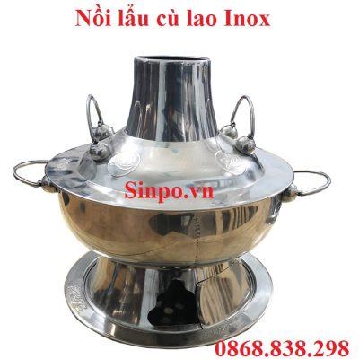 Địa chỉ bán bếp lẩu cù lao inox tại Hà Nội