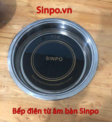 Bếp điện từ âm bàn hình tròn