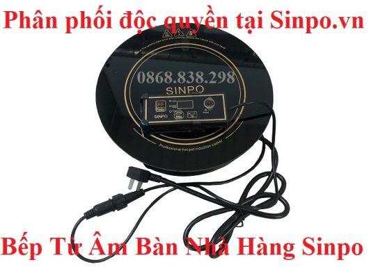 Địa chỉ bán bếp từ âm bàn tròn uy tín tại Hà Nội