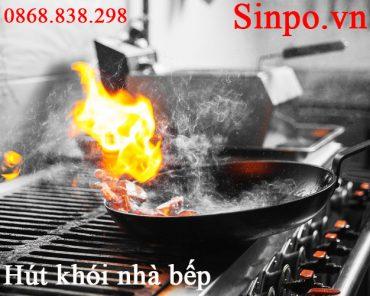 Hút khói mùi bếp công nghiệp