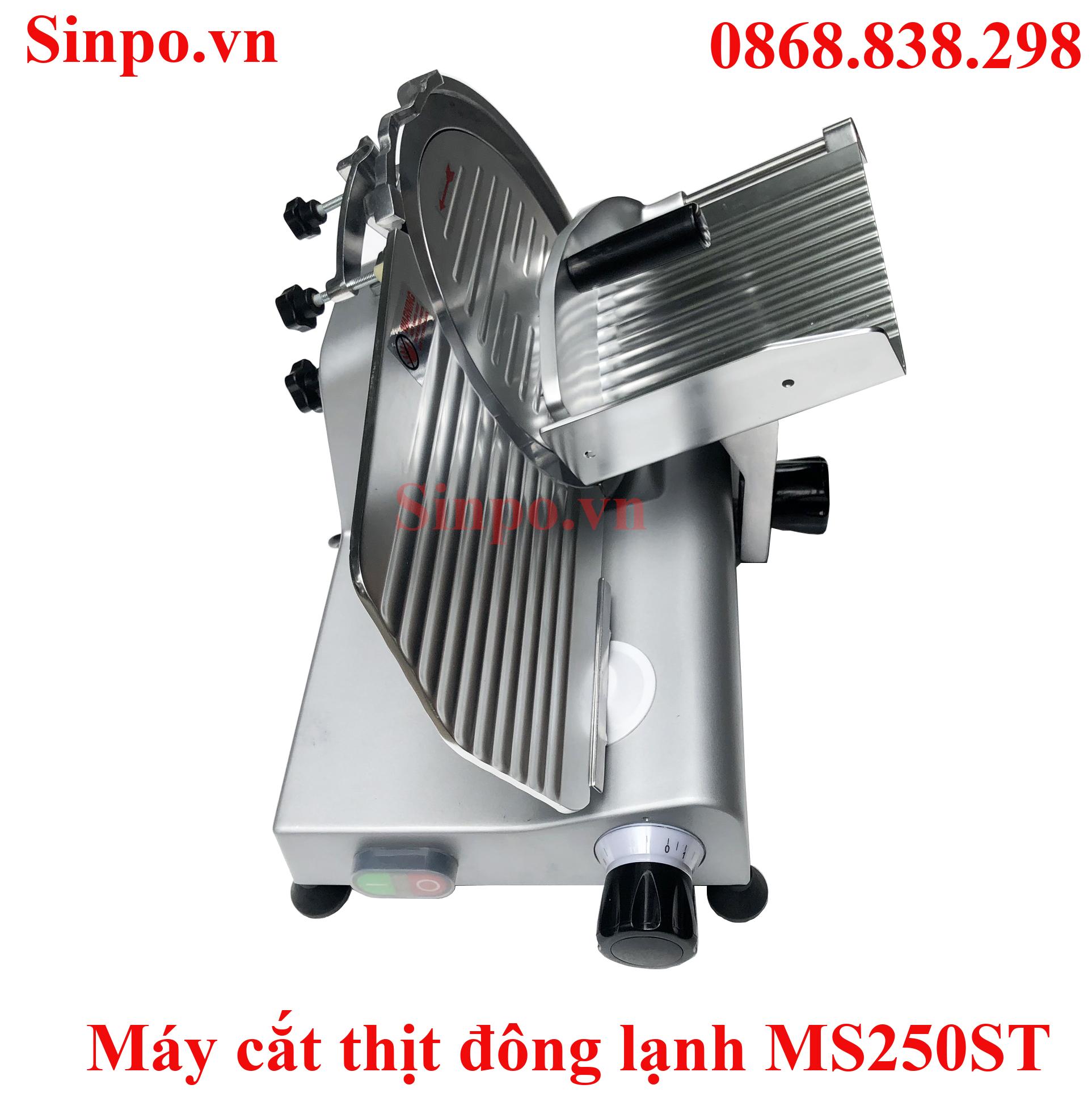 Máy cắt thịt đông lạnh MS250ST