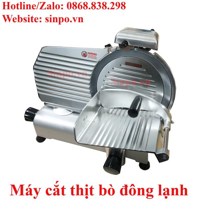 Máy thái thị bò đông lạnh giá rẻ tại Hà Nội