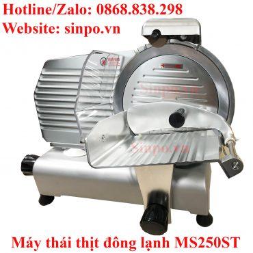 Máy thái thịt đông lạnh MS250ST giá rẻ