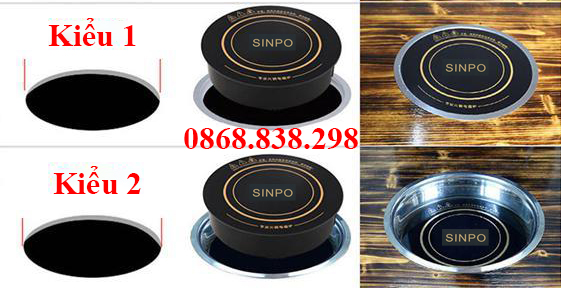 Hai cách lắp Bếp lẩu âm bàn nhà hàng tại Bắc Giang, Hà Nội, Hải Phòng, TP.HCM