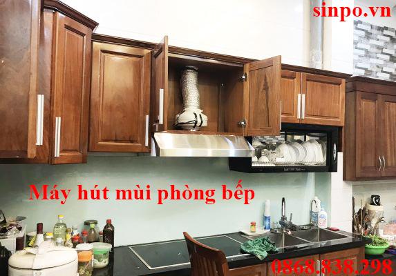 Máy hút mùi phòng bếp giá rẻ tại Hà Nội