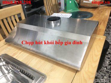 Chụp hút khói bếp gia đình giá rẻ