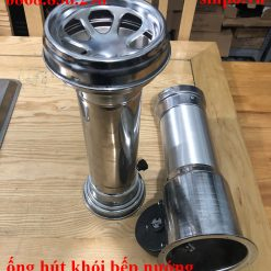 Ống hút khói bếp nướng giá rẻ tại Hà Nội