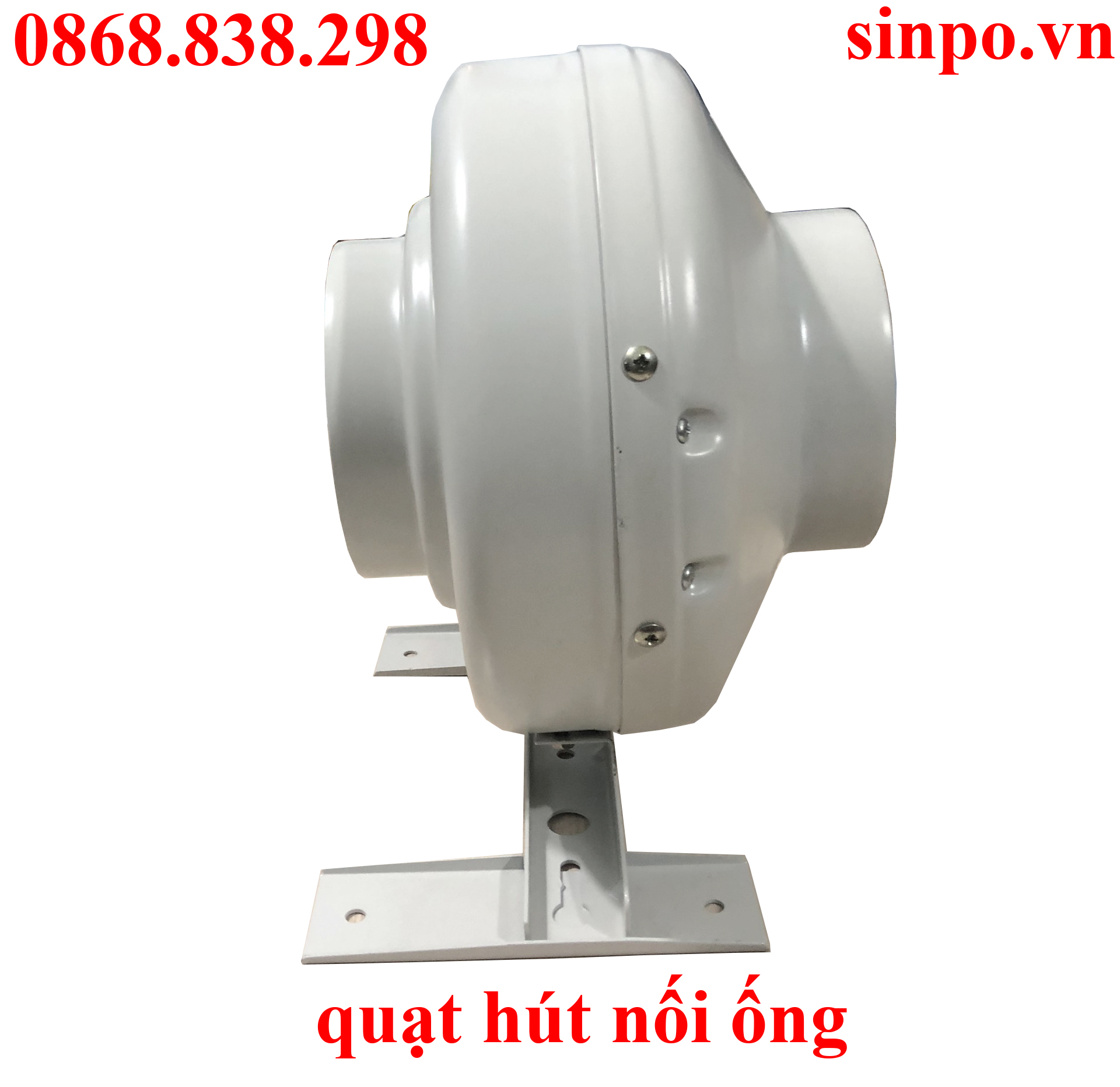 Địa chỉ bán quạt hút nối ống gio tại Hà Nội - Tp.HCM