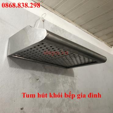 Giá bán tum hút khói bếp gia đình tại Hà Nội, Đà Nẵng