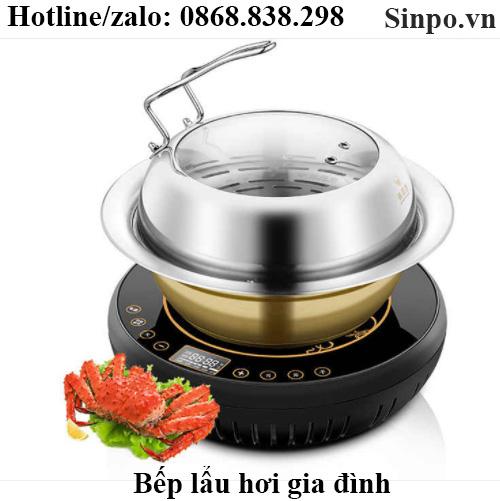 Bán bếp lẩu hơi gia đình nhà hàng giá rẻ tại Hà Nội , Đà Nẵng , HCM