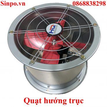 Giá bán quạt hướng trục tại Hà Nội, Hải Phòng, Đà Nẵng, HCM