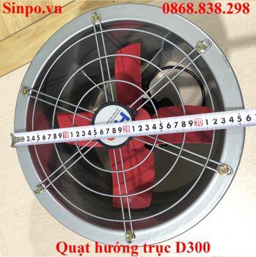 Giá bán qutaj hướng trục D300 tại Hà Nội
